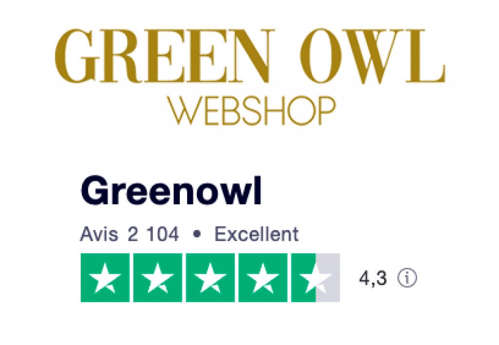 Green Owl : 2104 avis sur Trustpilot