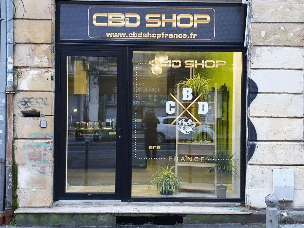 CBD Shop : livraison de CBD à Bordeaux
