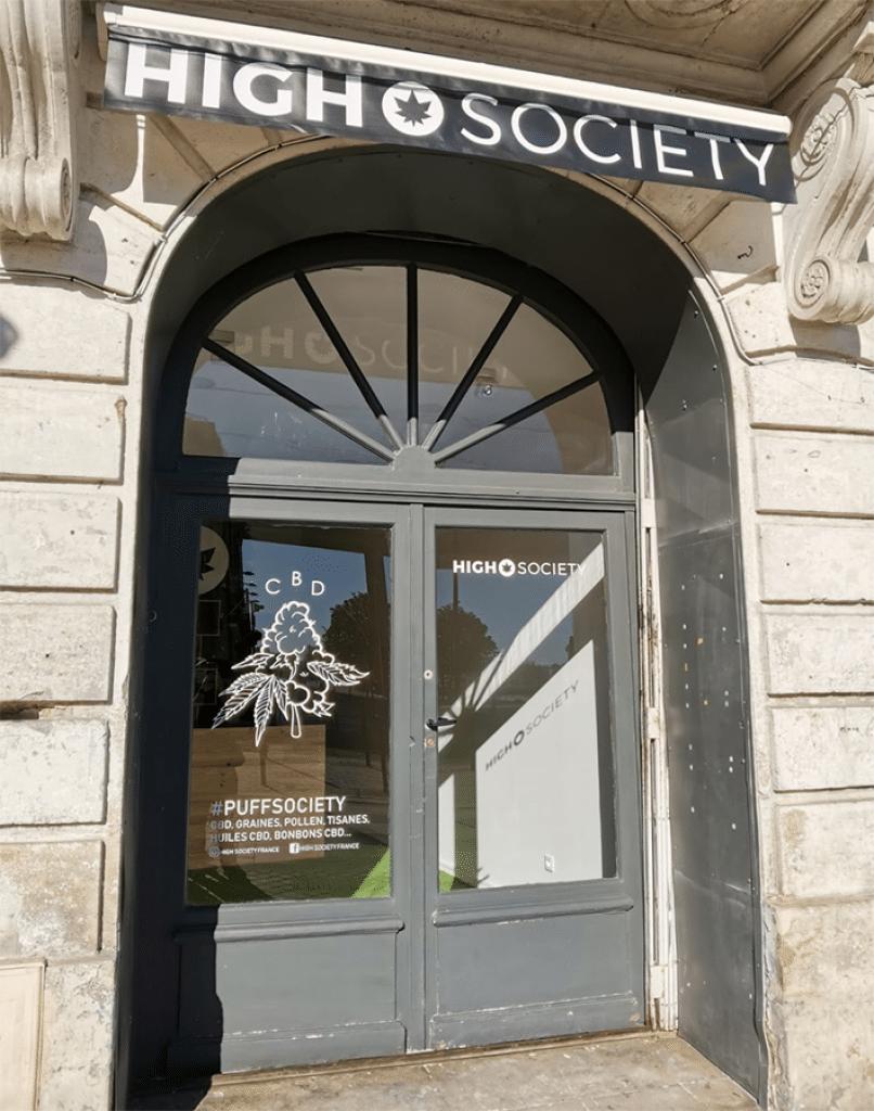 High Society CBD Bordeaux