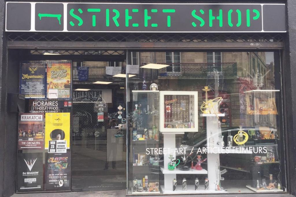 Street Shop Victoire : boutique pour acheter du CBD à Bordeaux