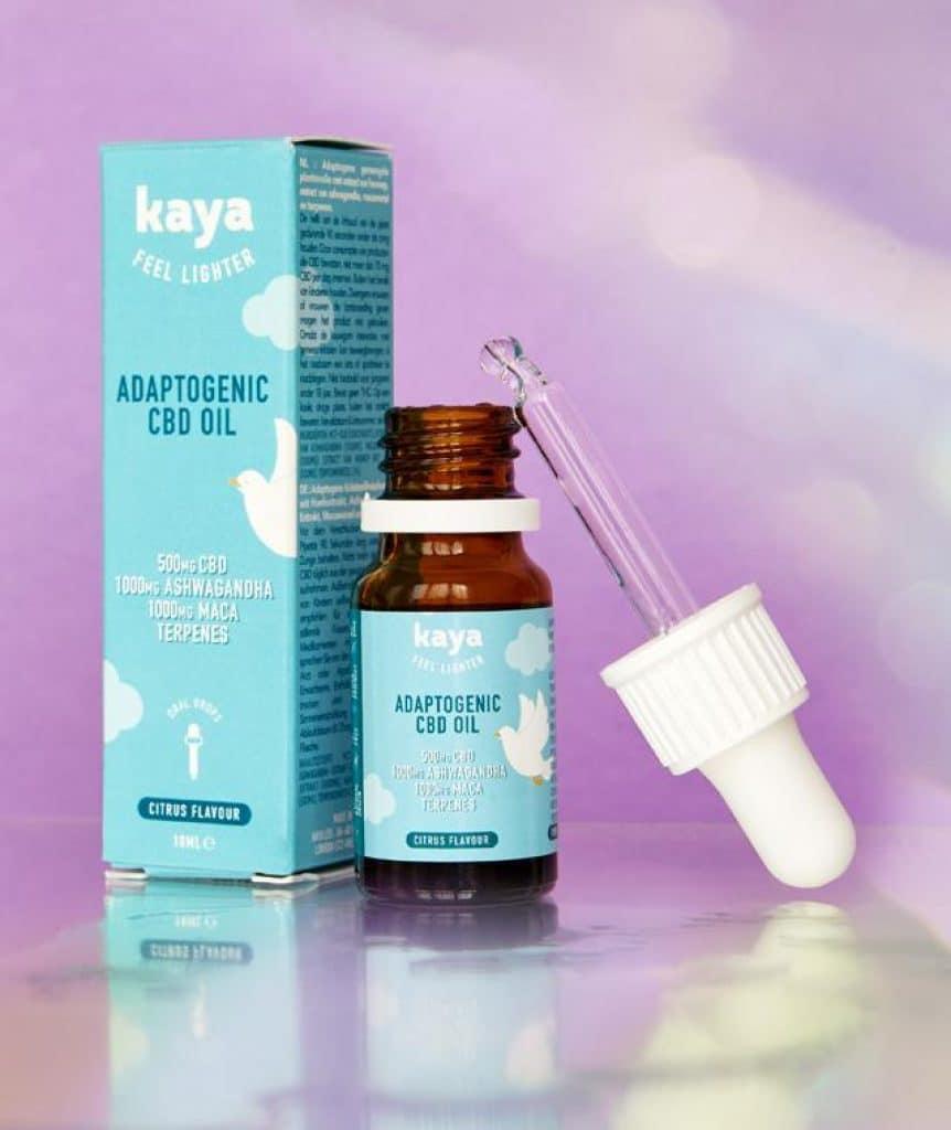 Huile adaptogène anti-stress Kaya