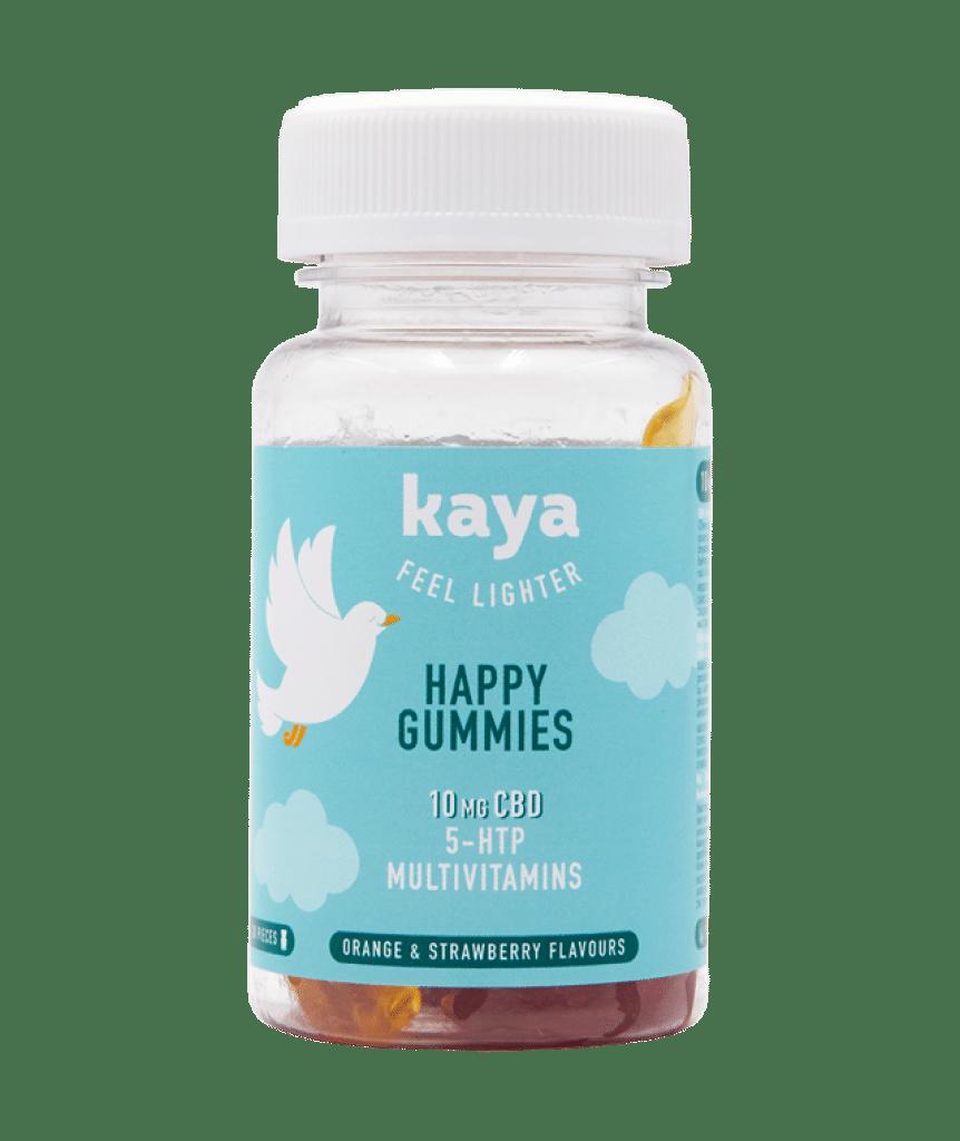 Bonbon au CBD de la marque Kaya